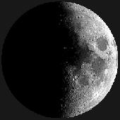 Лунен календар, фаза на луната: Първа четвърт