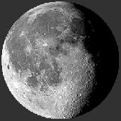 Лунен календар, фаза на луната: Намаляваща луна
